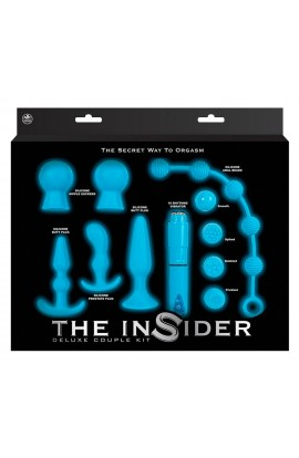 The Insider Set Deluxe Couple Kit