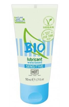 HOT BIO waterbased Sensitive 50ml
