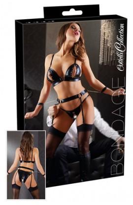 Bondage Suspender Set