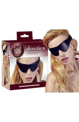 Eye Mask Imit. Leather