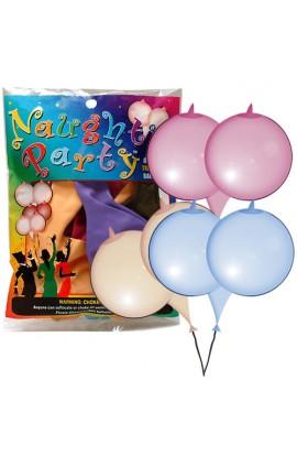 Boob Balloons
