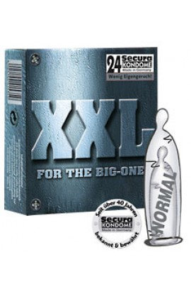 Secura XXL – 24 stk