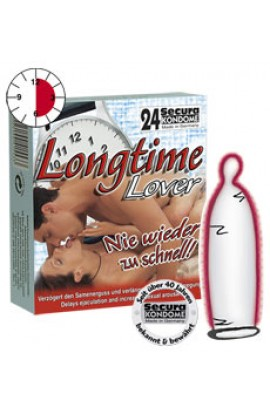 Secura Longtime Lover - 24 stk