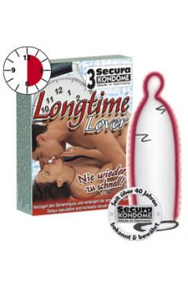 Secura Longtime Lover - 3 stk