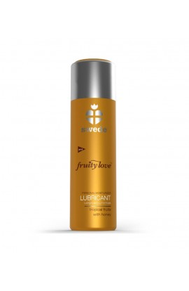 Fruity Love Lubricant Tropical Fruit w. Honey 50 ml.