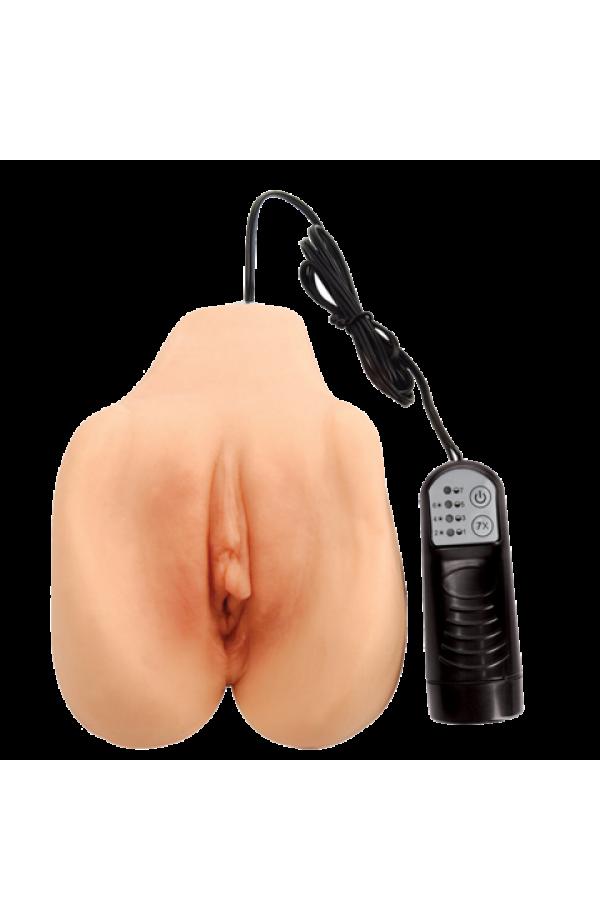 Carmen Luvana's Vibrating Pussy